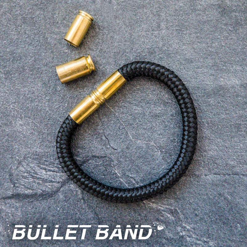 Bullet Band 9mm Schwarz