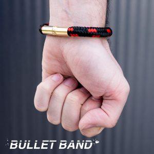 BulletBand-Patronen-Armband-9mm-Black-Widow