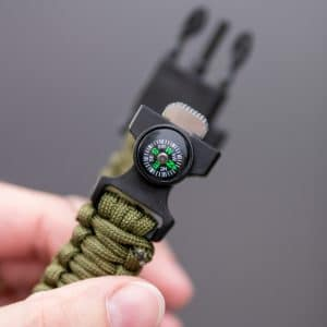 Kompass-Armband