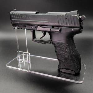 Pistolenstaender Acryl durchsichtig