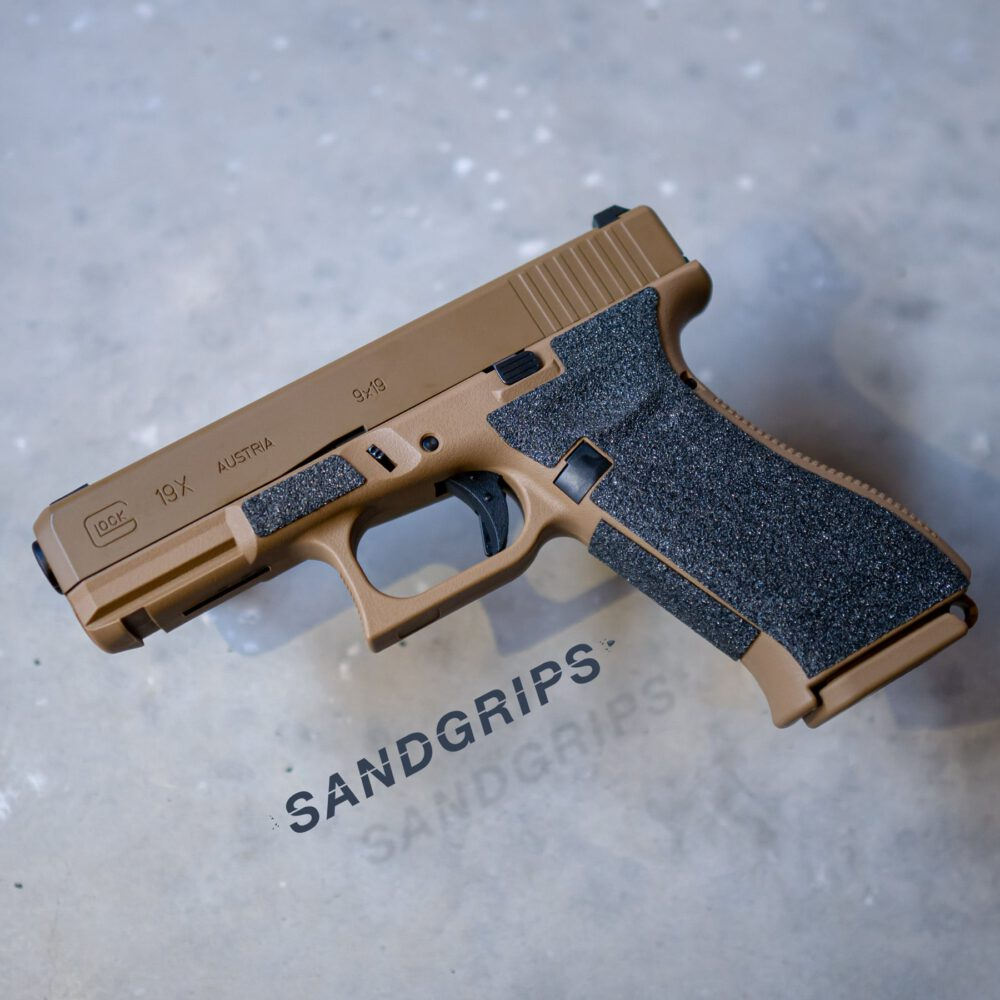 Sandgrips-mehr-Grip-Pistole-Griff-Shop