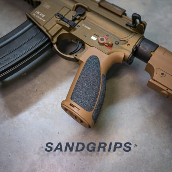 Airsoft-HK416-A5-GBB-Tuning-Sandgrips-Shop