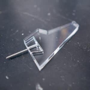 Airsoft-Wand-Halterung-Acryl-Plexiglas-Shop