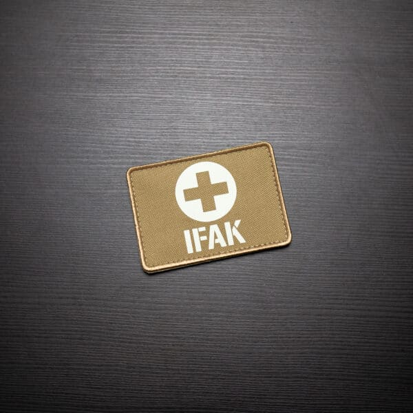 IFAK-Medic-Patch-Desert-Glow-in-the-Dark-Shop
