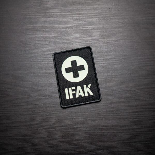 IFAK-Patch-Schwarz-Glow-in-the-Dark-Shop