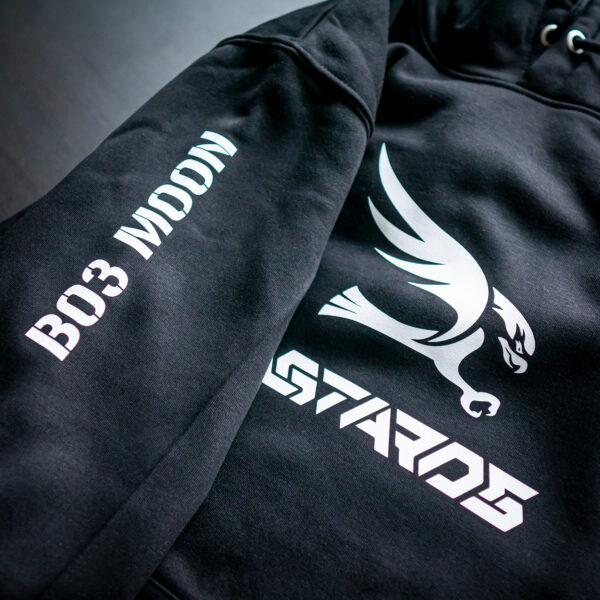 Hoodie-mit-Logo-Team-Airsoft-Shop