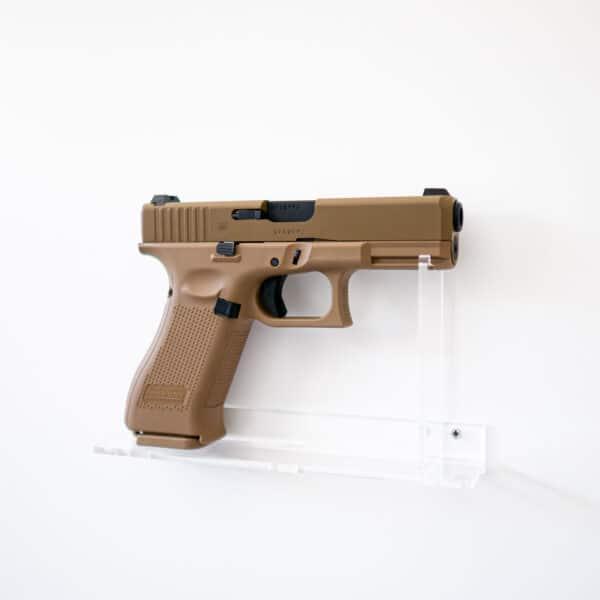 Pistolen-Wandhalterung-Plexiglas-Shop